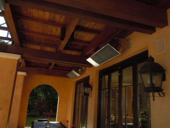 Patio Heater for Bar & Restaurants